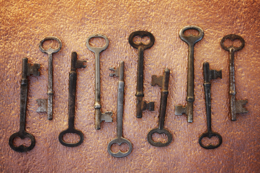 How to Make Copies of Antique Keys