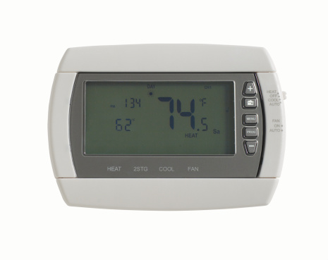 how to reset a honeywell programmable thermostat hunker