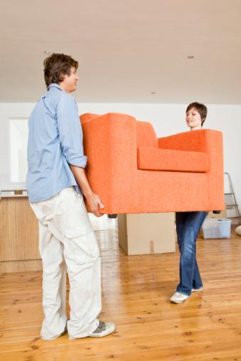 Beau How To Make Homemade Furniture Sliders | Hunker