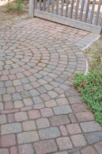 What To Spray On Brick Pavers To Clean Them