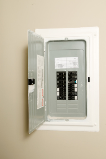Are There Restrictions on Where to Mount a Residential Circuit Breaker Box?