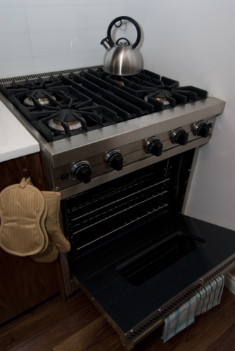 How To Light An Oven Pilot Light On Old Stoves | Hunker