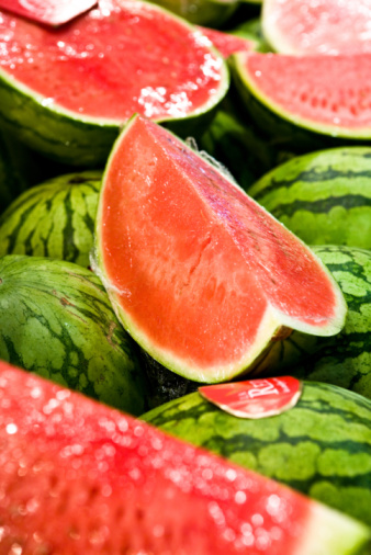 How to Make Watermelon Plants Grow Faster and With Big Fruits