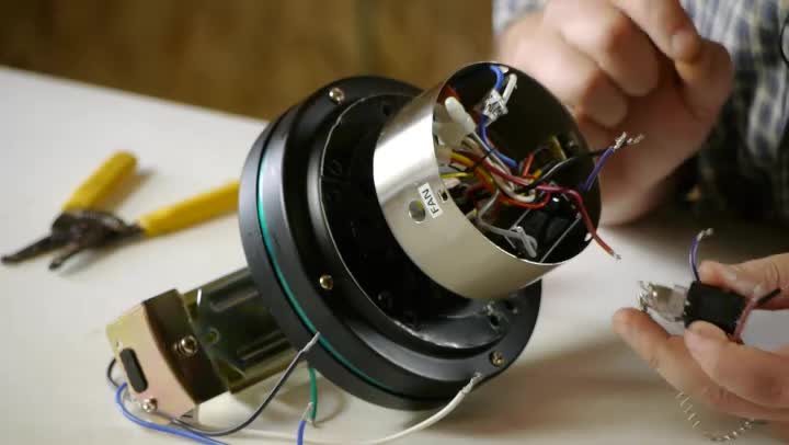 Video How To Fix A Ceiling Fan With A Slow Motor Ehow