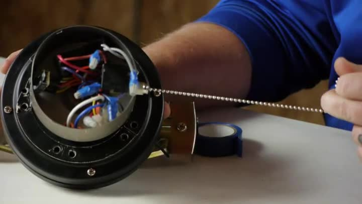 Video How To Replace A 3 Speed Ceiling Fan Chain Pull
