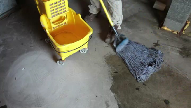 Video how to clean seal concrete floors ehow for How to seal concrete floor