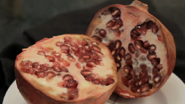 pomegranate how to eat best way