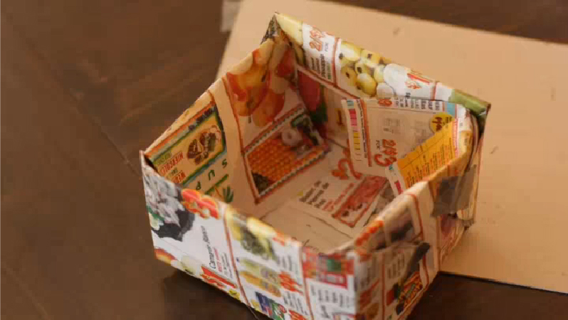 How to make things with waste paper 28 images creative for Waste paper things