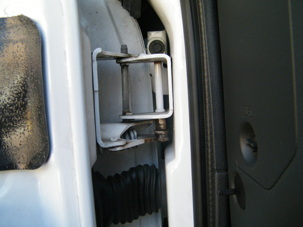 How To Fix Chevy S 10 Door Hinges It Still Runs Your