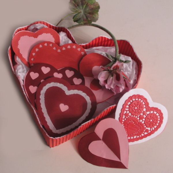 Easy Valentine's Crafts for Children