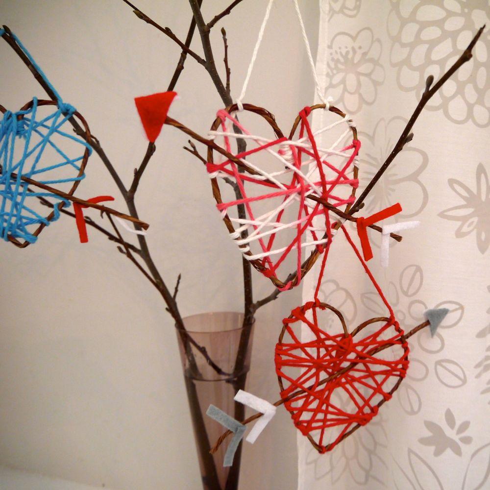 Yarn Heart Crafts