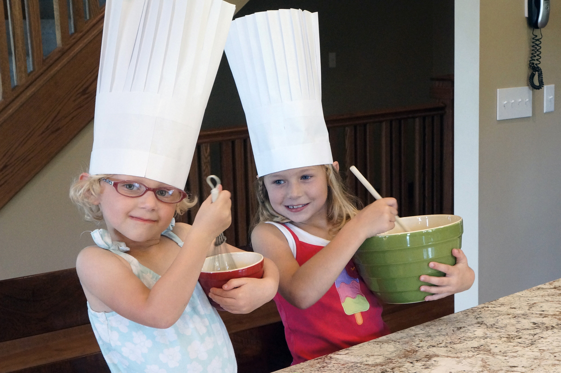 How to Make a Paper Chef Hat (with Pictures) | eHow