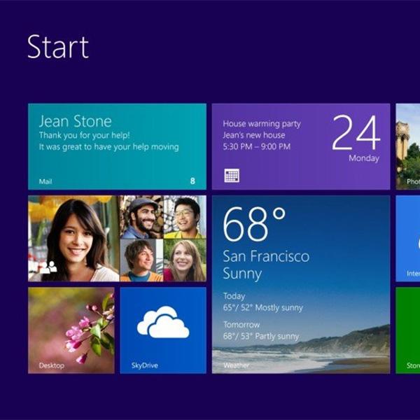 Make Windows 8 Work More Like Windows 7