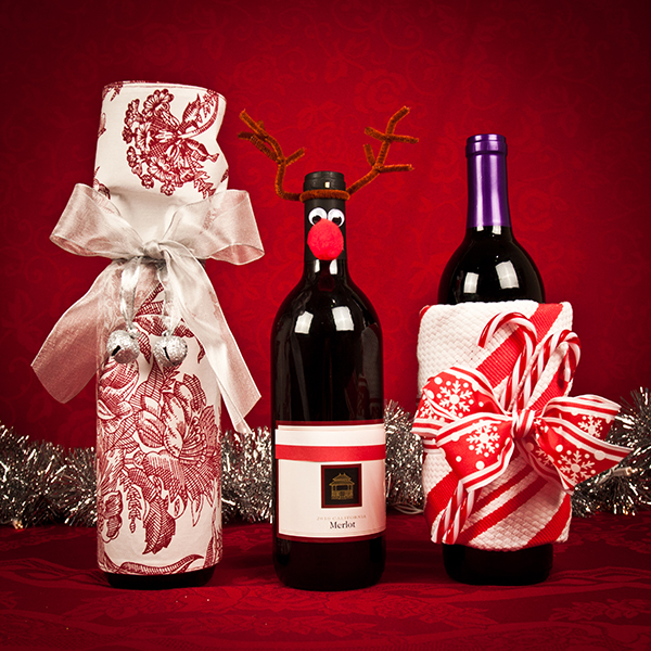 10 Creative Ways to Wrap a Bottle of Wine