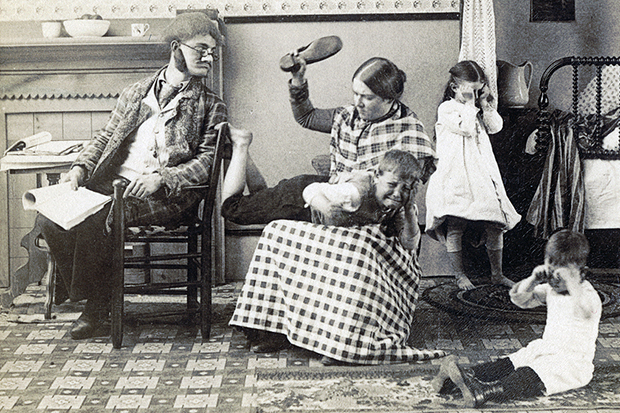 Good Old Fashioned Spanking