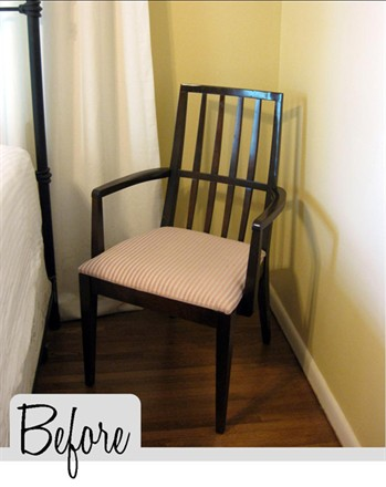 How To Reupholster A Slipper Chair Ehow