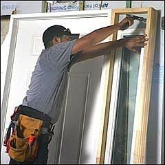 How to measure for a pre hung exterior door ehow - How to install exterior prehung door ...