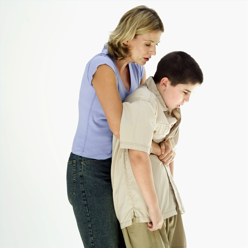 Child Saves Choking Mother By Performing Heimlich Maneuver: How To Perform The Heimlich Maneuver On A Pregnant Women
