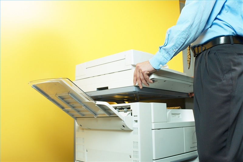 How to Troubleshoot Blank Lines on Inkjet Printers | It