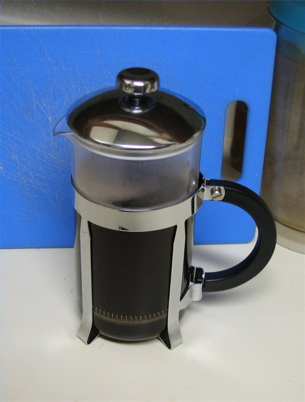 French Press Coffee Maker How To Clean : How to Make French Press Coffee (with Pictures) eHow