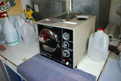 how to sterilize tattoo equipment without autoclave ehow