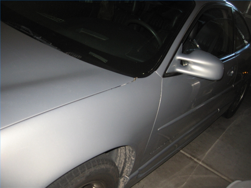 Remove Spray Paint From Car >> How To Get Paint Splatters Off Of Car Exteriors It Still Runs