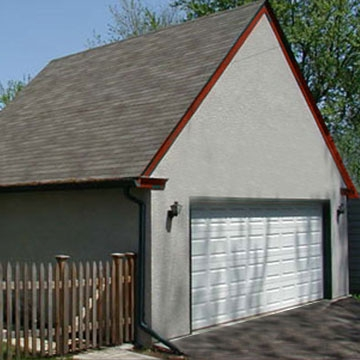 The average cost per square foot of a concrete garage for Cost of concrete foundation for garage