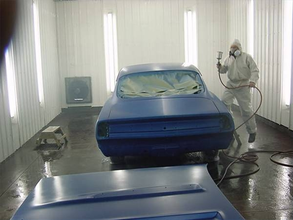 How to paint a car step by step it still runs your for What are the steps to painting a car