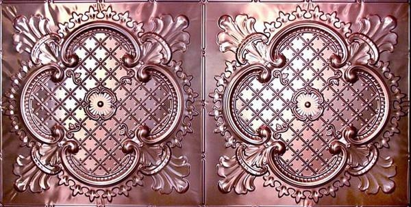 How To Paint And Distress Tin Ceiling Tiles Ehow