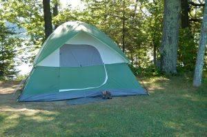 Ozark Trail Family Pentagonal Dome Tent Setup Instructions