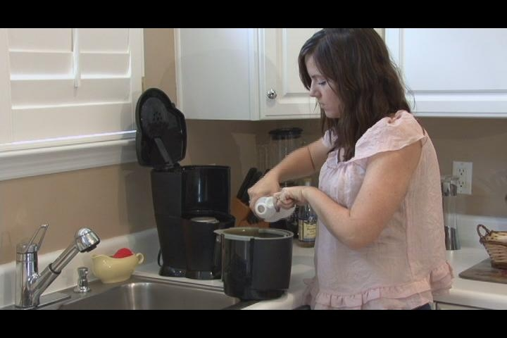 Coffee Pot Stains Cleaning : Video: How to Clean Air Ducts eHow