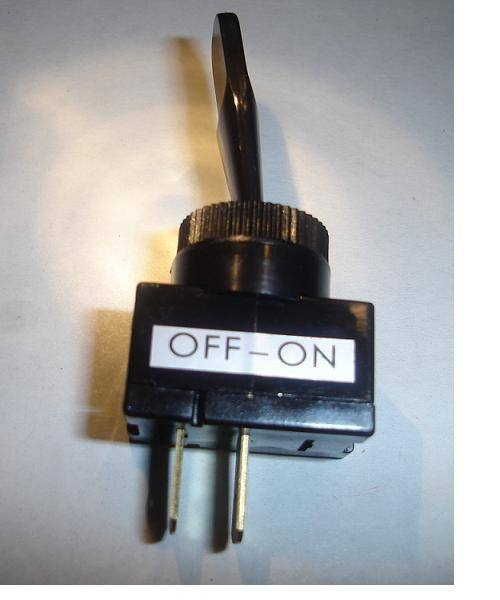 How To Wire A Toggle Switch