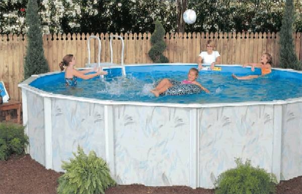 How To Drain An Above Ground Pool Quickly Ehow