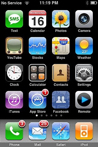 how to get trust message on iphone on