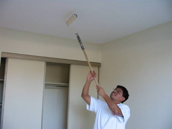How To Fix Peeling Paint On A Textured Ceiling Ehow