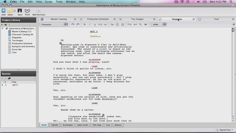Video: How to Write a Play Script | eHow