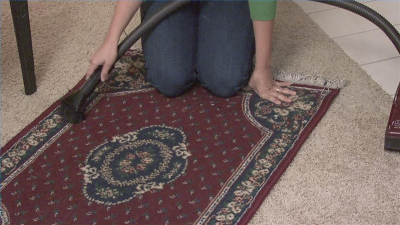 How to stop new carpet shedding ehow for How often should you replace carpet