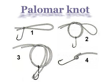 How to tie lures to fishing line gone outdoors your for Tying fishing knots