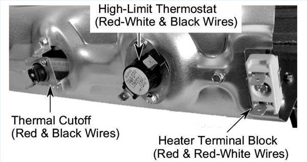 Whirlpool Ultimate Care Ii Dryer, Wiring Diagram For Whirlpool Dryer Heating Element