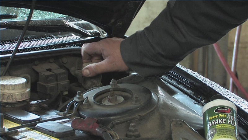 Getting Rid Of Mildew Smell In A Car
