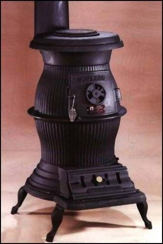 How To Use A Cast Iron Pot Belly Stove Ehow