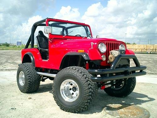 history of the jeep cj5 it still runs your ultimate older auto resource. Black Bedroom Furniture Sets. Home Design Ideas