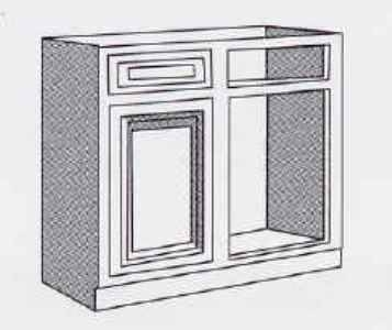 Dimensions Of A Sink Corner Base Cabinet EHow
