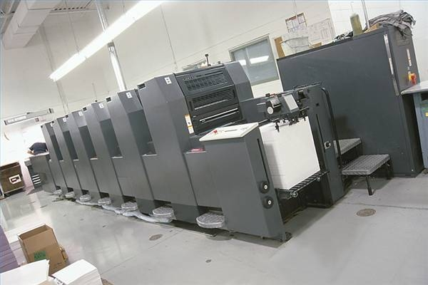 types of press machine