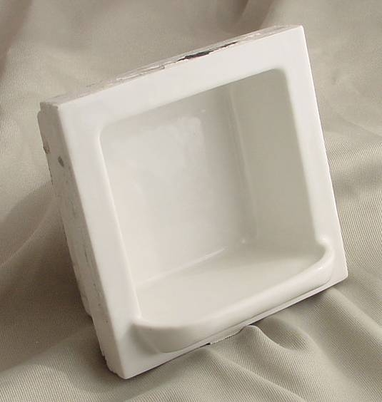How To Install A Soap Dish In Bath Tile Ehow