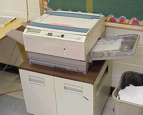 Types Of Photocopy Machines Ehow