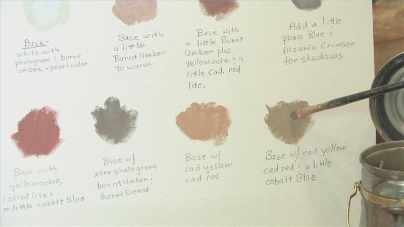 Video How To Paint The Color Gold Using Oil Paint Ehow