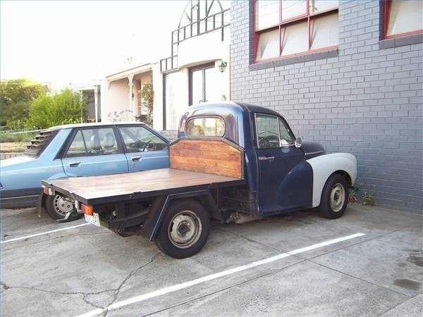 How To Build A Flatbed Truck Out Of Wood It Still Runs