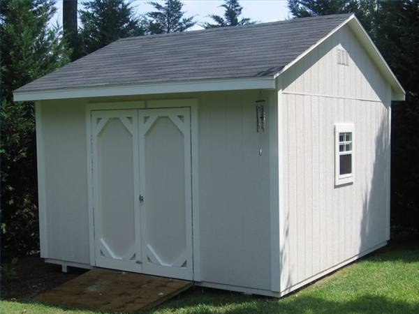 How do i build an addition or modification to a shed ehow Shed addition