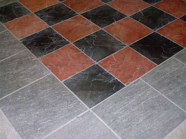 how to clean tile grout with vinegar